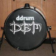 Vinyl Bass Drum Sticker